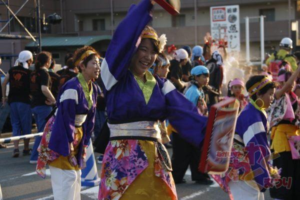 長泉わくわく祭り 踊り