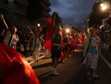 わくわく祭り 踊りパレード